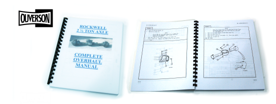 Rockwell Service Manual