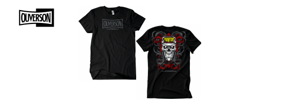 Ouverson SoCal Tee Shirt